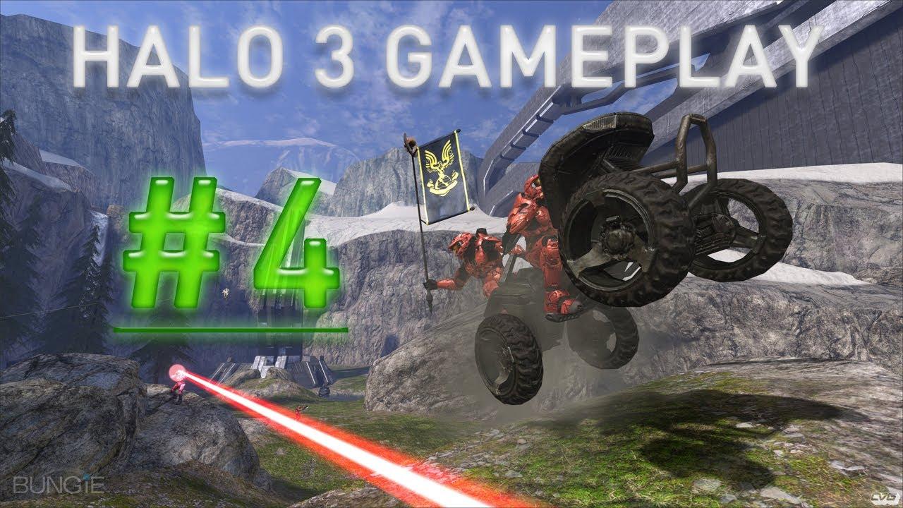 halo 5 gameplay swat ninjas