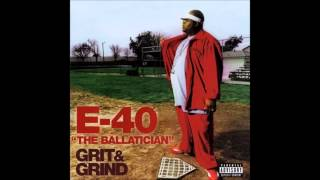 Watch E-40 Mustard & Mayonnaise video