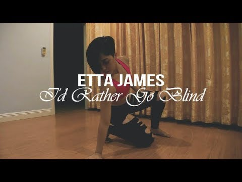 download lagu Etta James - I`d Rather Go Blind. Freestyle Dance gratis