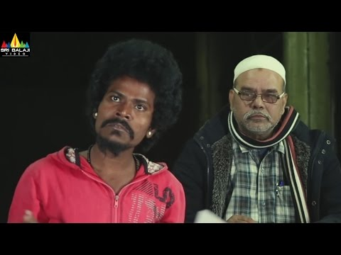 Ram Robert Raheem Movie Scenes | Comedy at Dhaba | Sri Balaji Video