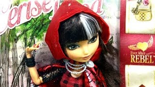 Cerise Hood - Daughter of Little Red Riding Hood / Córka Czerwonego Kapturka - BBD44