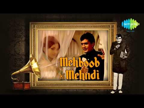Jane Kyon Log Mohabbat Kiya - Lata Mangeshkar - Mehboob Ki Mehndi...