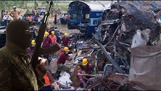 Exclusive: ISI behind Kanpur train accident, claim suspects