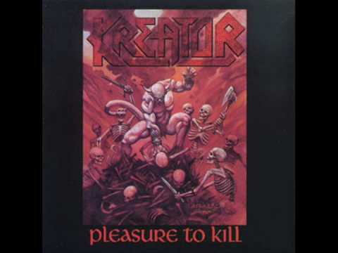 Kreator - Death Is Your Saviour