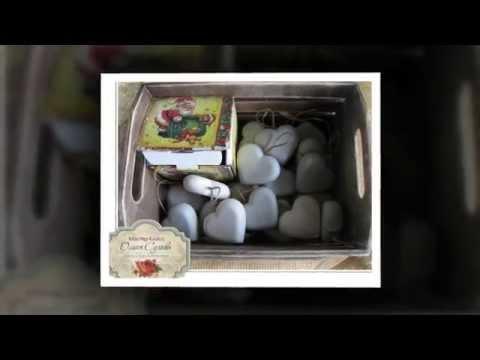 Игрушки из гипса видео