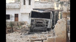 +18 | Battles for Syria | May 23rd 2019 | More images from Kafr Nabudah