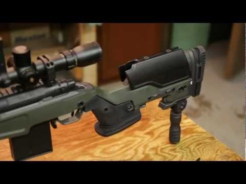 Video Tour of the J Allen Enterprises JAE 700RSA Stock