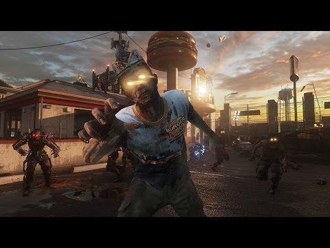 Twitch Livestream | Call of Duty: Advanced Warfare Zombies [Xbox 360]