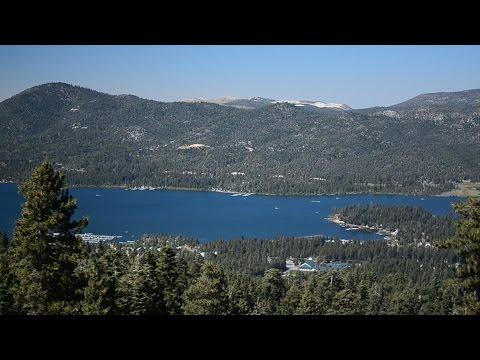 Big Bear Lake. California