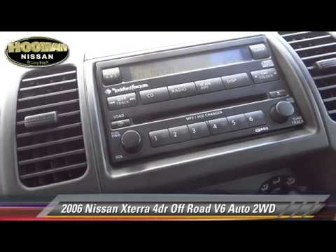 2006 Nissan Xterra Off Road Long Beach Gardena Downey