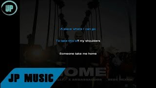 Download Lagu Machine Gun Kelly - Home (feat. X Ambassadors & Bebe Rexha) karaoke Gratis STAFABAND