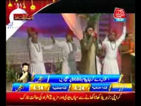 Ali Haider -Mola Dil Badal De- LIVE Exclusive