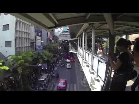 Bangkok protest December 2013
