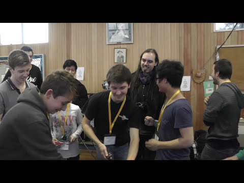 Rubik's cube world record fail (5.33 DNF)