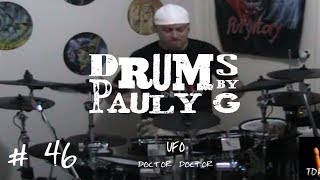 UFO - Doctor Doctor [Live] (Drum Cover) by Paul Gherlani