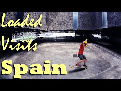 Ride Into Summer | Loaded Visits Spain