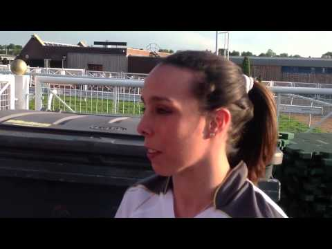 Chester Olympic Torch Relay - Beth Tweddle
