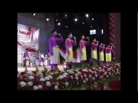Izdan - Al-quran Menjana Transformasi Ummah (johan Festival Nasyid Sekolah-sekolah Kpm 2012) video