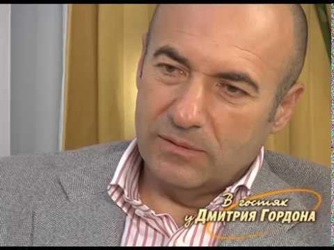 Крутой: Ахметов – гениальный парень и очень теплый человек