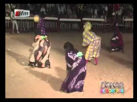 Dakar ne dort pas - Sabar de Pape Moussa  - 17 mars 2012