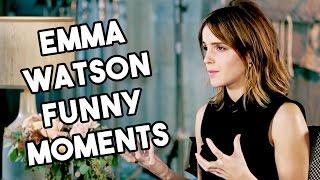 Emma Watson Funny Moments