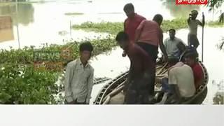 பிகார் மாநிலத்தில் வெள்ளம்.. ஒரே நாளில் 24 பேர் உயிரிழப்பு...