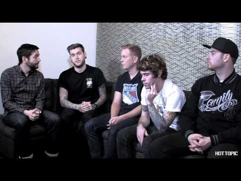 Interview: A Day To Remember Music Videos