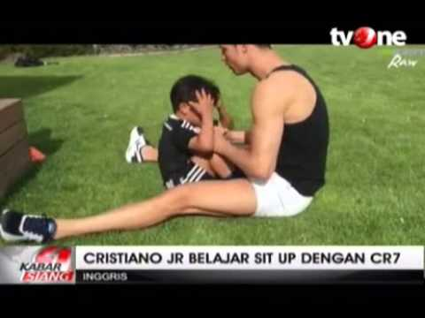 Kiprah Anak ATLET - Cristiano Ronaldo Junior and Rooney Junior (KAI)