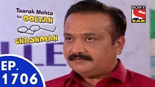 Taarak Mehta Ka Ooltah Chashmah - तारक मेहता - Episode 1706 - 30th June, 2015