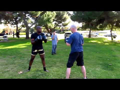 Muay Thai vs Bando Sparring - Meetup Image 1