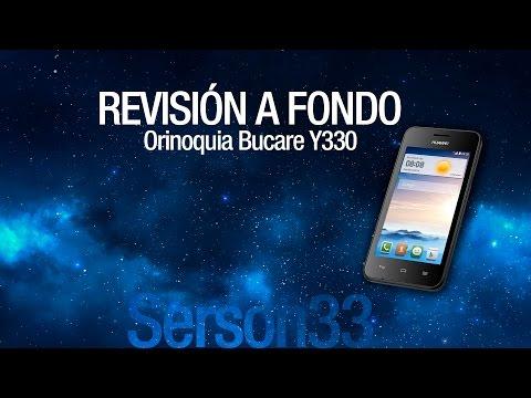 Revisión a fondo - Orinoquia Bucare Y330 (Huawei Ascend Y330)