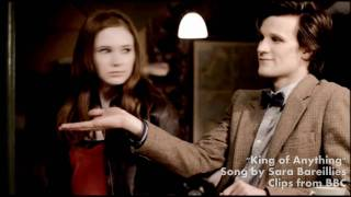 King of Anything // The Doctor/Companions