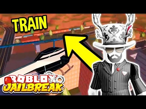 ASIMO3089 SPAWNED THE LONGEST TRAIN EVER | Playing With Asimo3089! (Creator of Roblox Jailbreak)