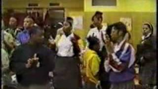"McDonogh #35 High School Choir (1996) ""Walking Up the King's Highway"""