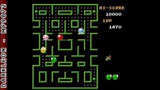 NES - Blob Muncher (2000) - [Ms. Pac-Man Hack]