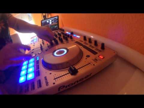 DJ BangZ FreeStyle Live MiX - Kanye West Stronger