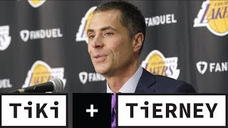 The Lakers Should Fire Rob Pelinka TODAY! | Tiki +Tierney
