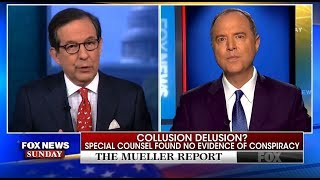 Rep. Schiff Discusses Release of the Mueller Report on Fox News Sunday