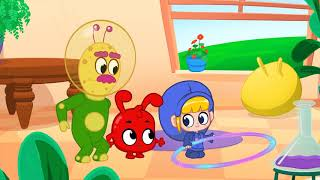 Unicorn And Rainbows - My Magic Pet Morphle | Cartoons For Kids | Morphle's Magic Universe |