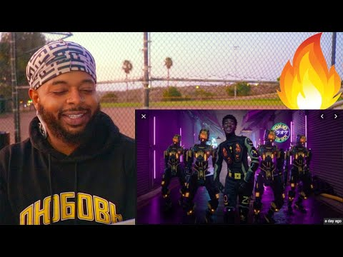 Lil Nas X - Panini (Official Video) | Reaction