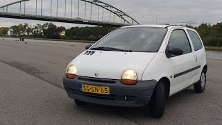 Renault Twingo 1.2 1997 drive & review