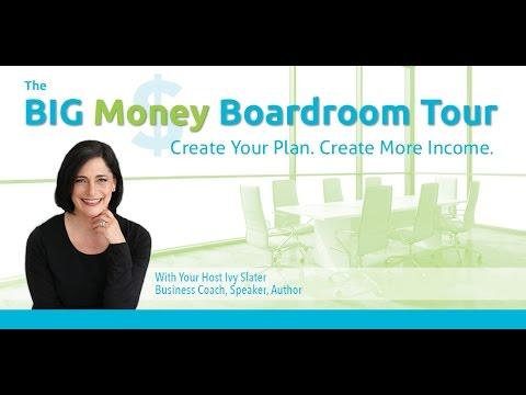 2015 Big Money Boardroom Tour  - Los Angeles, CA