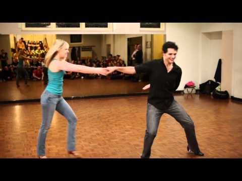 Sydney's Best Social Dancer 2012 | Salsa Heat 2