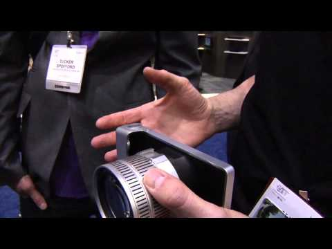 WVIL unbelievable new camera at CES 2011