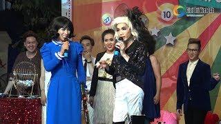 Lô tô show: Cướp bài hát ruột của Lộ Lộ nhưng Dương Thanh Vàng kêu con số 1 năm rưỡi chưa ra
