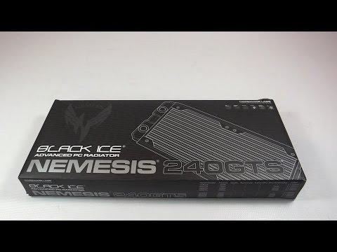 Black ICe NEMESIS 240GTS Radiator Review