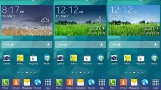 download lagu Install Samsung Galaxy S5 Weather Widget On Any Android gratis