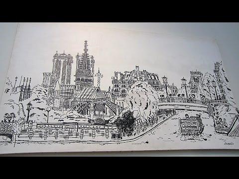 上野の森美術館 木梨憲武展×20years