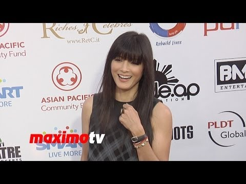 "Kelly Hu | ""Rebuilt! Philippines: A Benefit Concert"" 