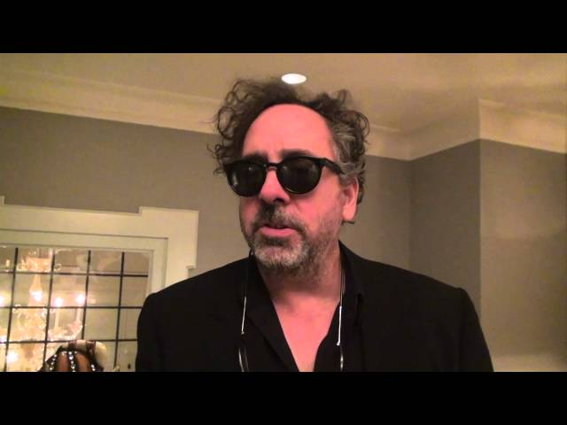 Tim Burton and the origins of Frankenweenie